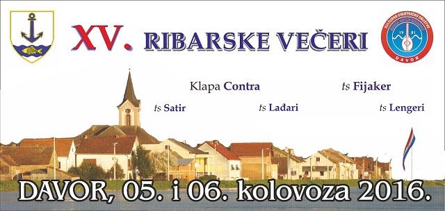 RIBARSKE DAVOR