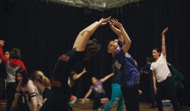 druženje za plesne plesače
