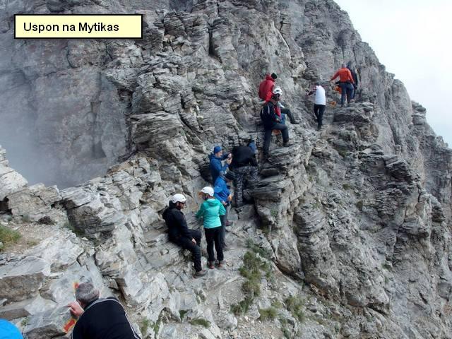Uspon na Mytikas - Oloimp1