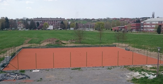 Pakrac teniski teren 1