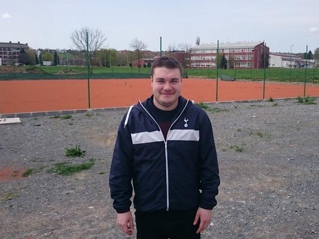 Pakrac teniski tereni Zerdin