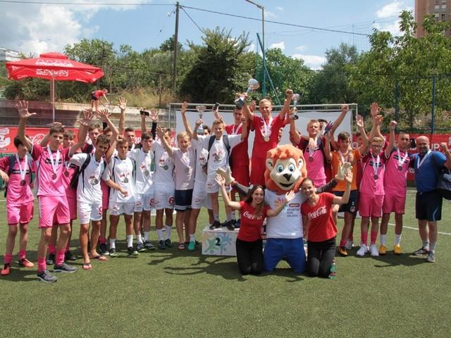 Ekipe 2003. godište