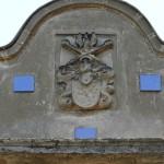 detalj fasade kuće Kraljević(Pod gradom)